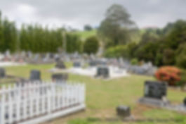 Puhoi Cemetry