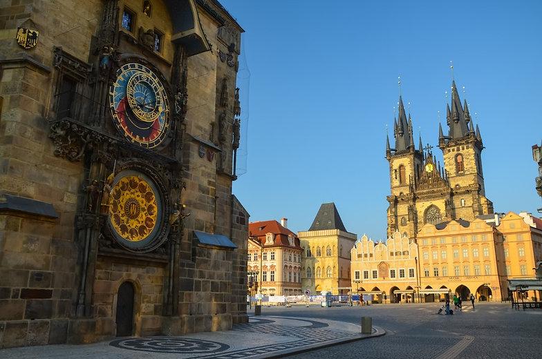 Gothic Bridge Towers- Prague