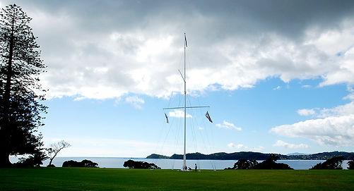 Waitangi Port of call