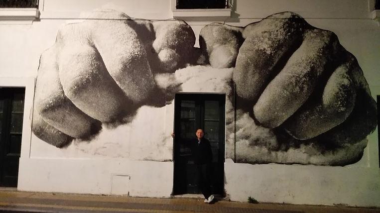 enos Aires Street Art in San Telmo