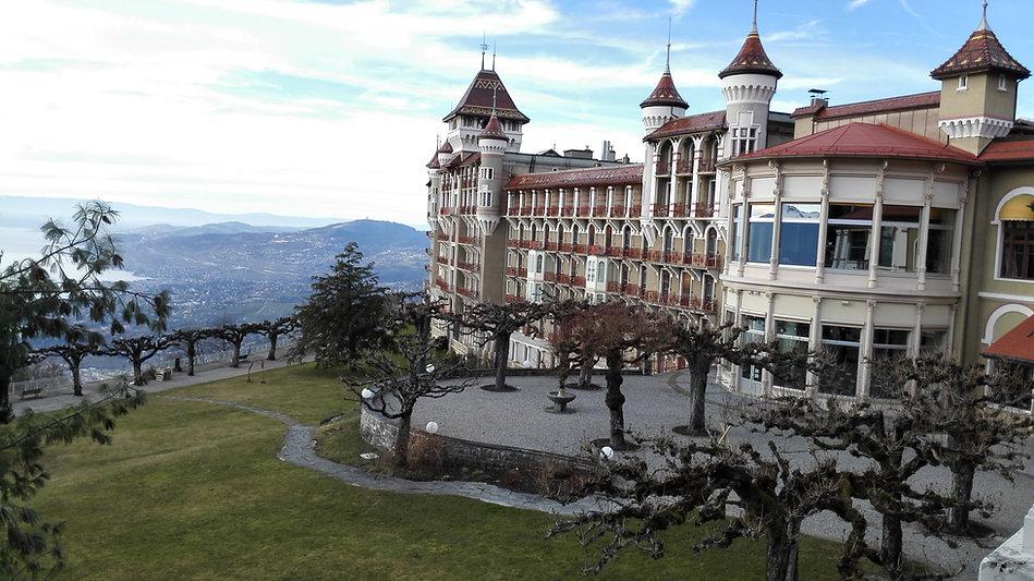 Hotel Training School Montreux