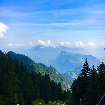 Views from Mount Pilatus
