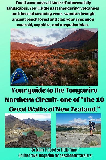 Pinterest 2- Tongariro Northern Circuit.