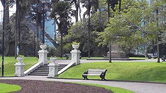 Albert Park Auckland City