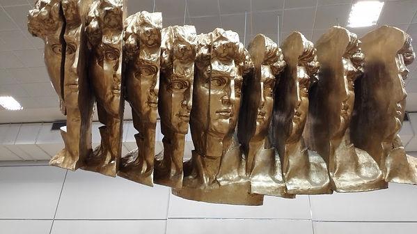Dvid Sculpture