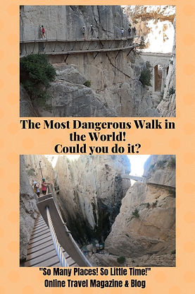 The Most Dangerous Walk in the World! Co