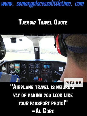 umorous travel quote