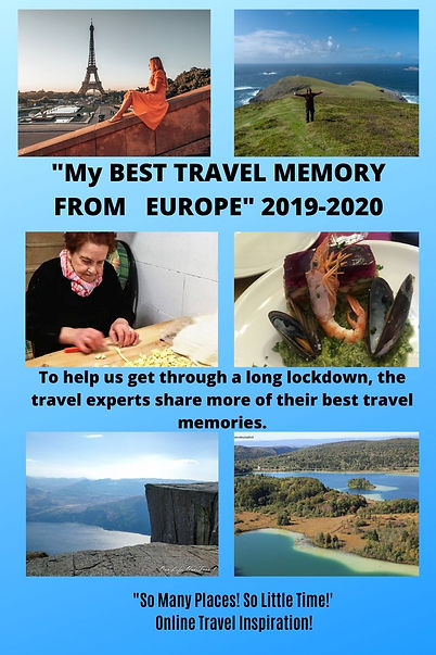 _My BEST TRAVEL MEMORY FROM EUROPE Part