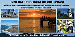 Best Day Trips from the Gold Co