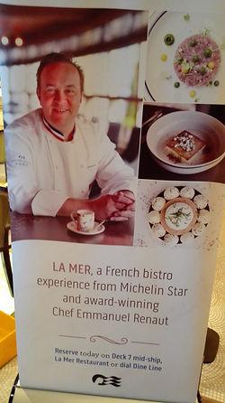 La Mer Restaurant Majestic Princess