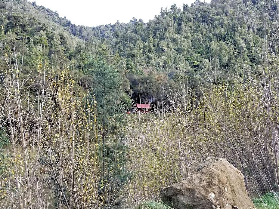 Downes Hut