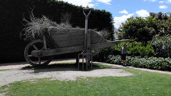 The Surrealist Garden