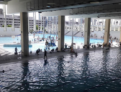 Heartbeat@Bedok-one of the pools-Singapore lifestyle centre