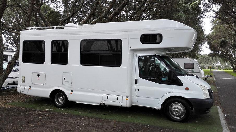 Motor home or campervan?