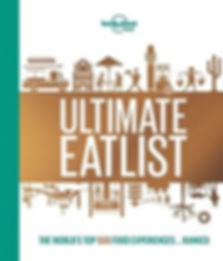 Ultimate Eatlist by Lonely Planet Food