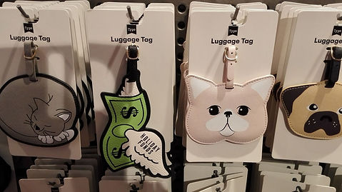 Baggage Tags- Christmas Gifts