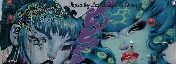 Ikura by Lauren YS & Oneq, Kakaako, Ho