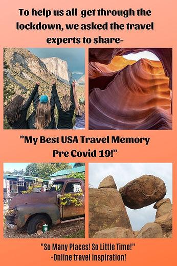 Travel MEMORIES USA