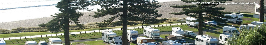 Mauganui Beachside Holiday Park