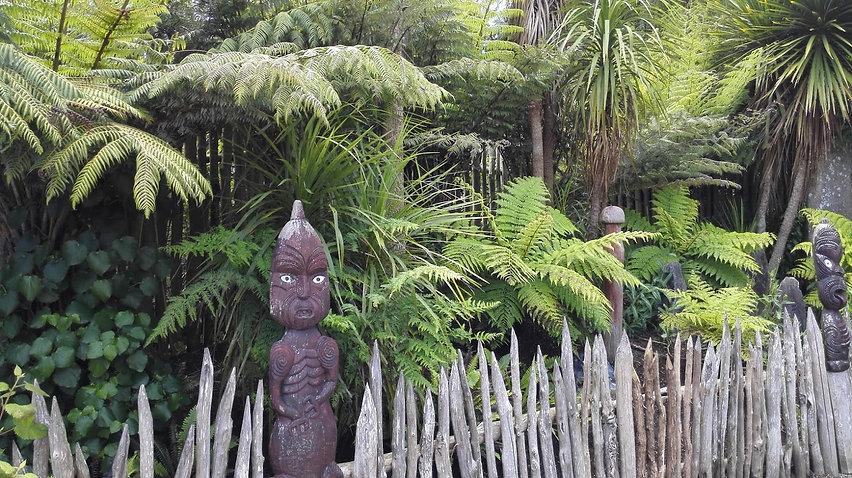 Te Parapara Traditional Maori Garden