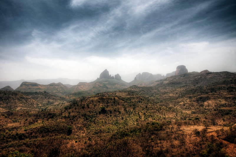 Simien Mountains, Ethiopia by Mariusz Kl