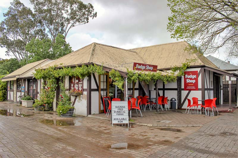 Hahndorf German Building-