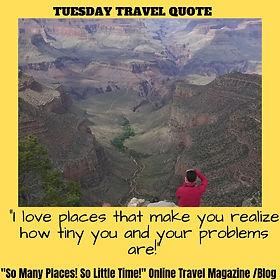 Travel Quotes   www.somanyplacessolittletime.com