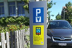 Sepp parking sign