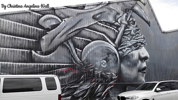 Wall Mural in Oahu