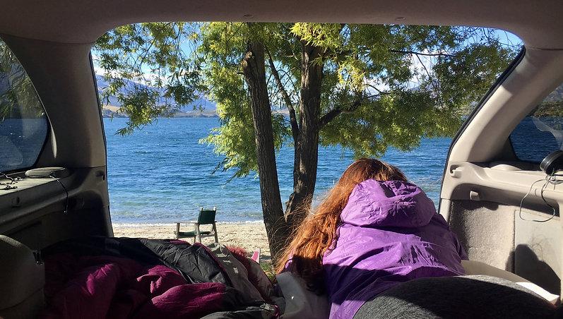 View of Lake Wanaka