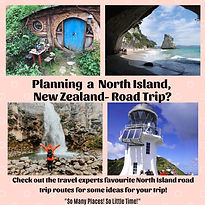 North  Island, New Zealand- Road Trip (1