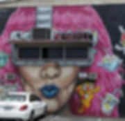 Wall Murals, Kakaako, Oahu