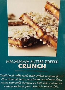 MAKANA- Macadamia Butter Toffee Crunch!.