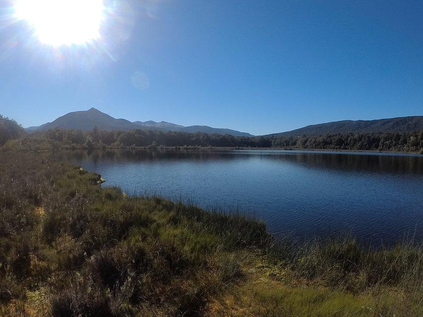 Trail btw Motarau Hut & Rainbow Reach (2