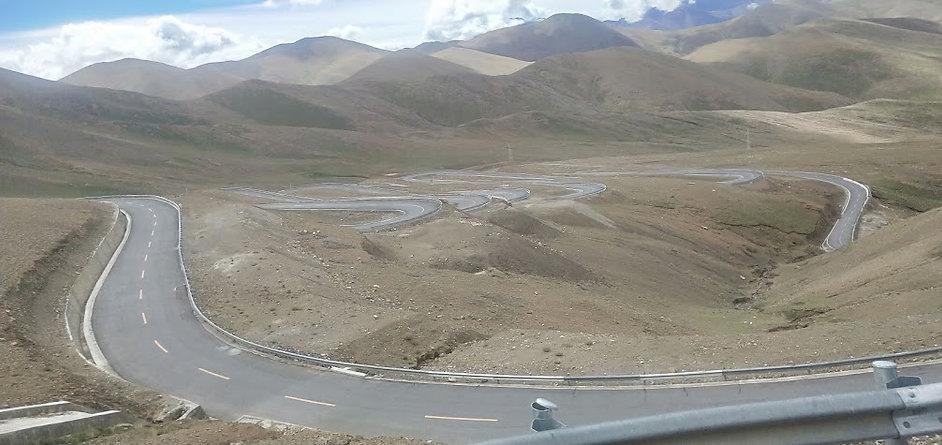 maba La Pass, Tibet