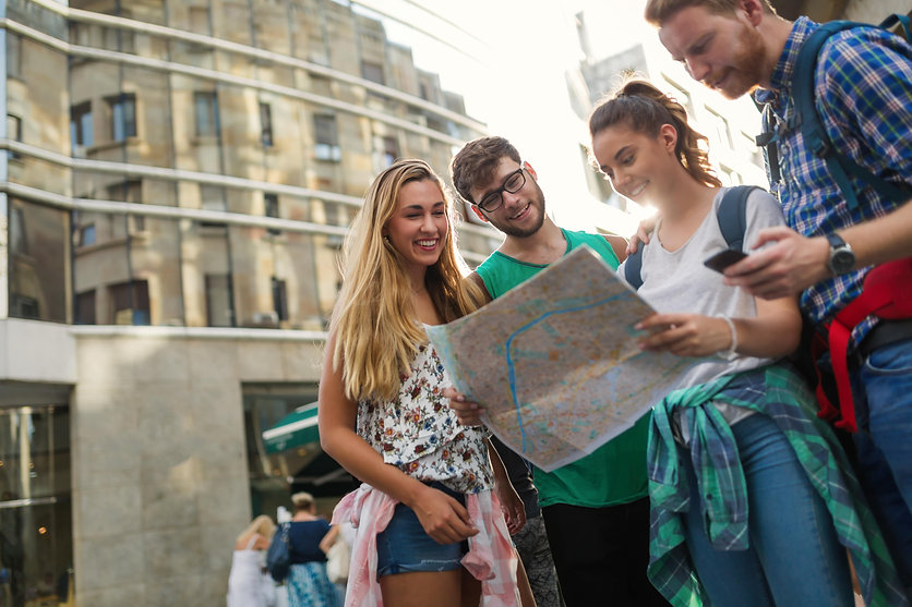 City walking tours- great for orientation