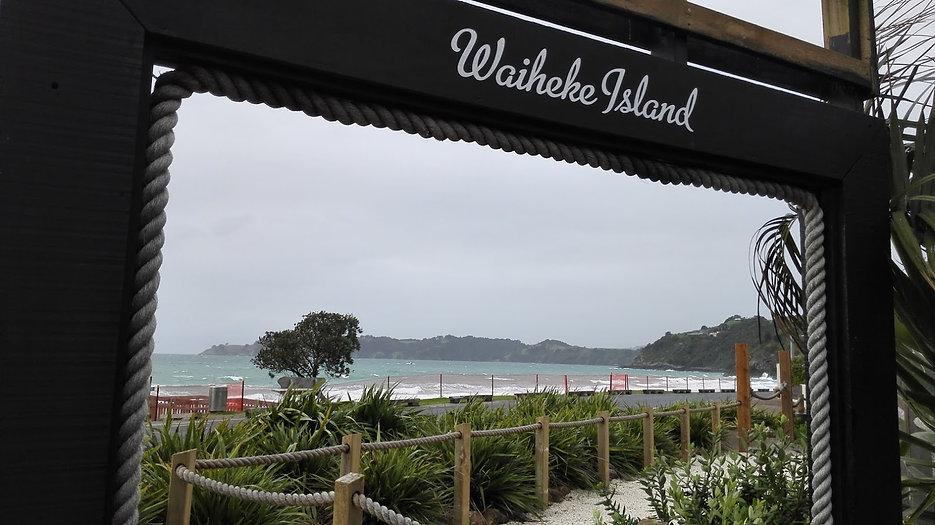Waiheke Island -best island day trips
