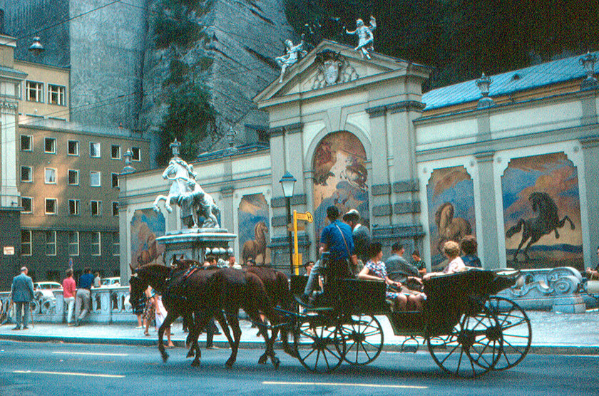 Salzburg - Horse Fountain by Roger W.jpg