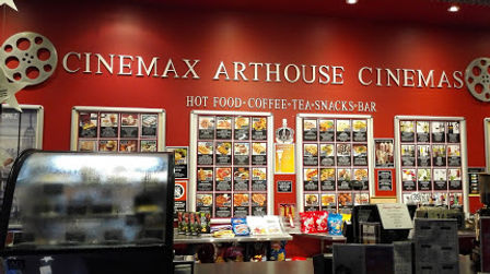 Cinemax Arthouse Movie Theatre  at Kingscliff