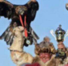 Mongolia Eagle Hunting Winner