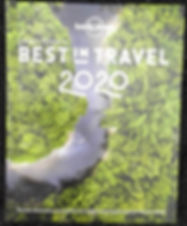 2020 Travel Book -Christmas Gifts