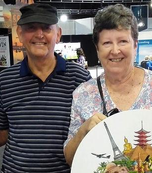 The Bag Carrier & Maureen