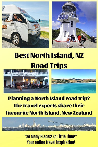 Road Trips North Island