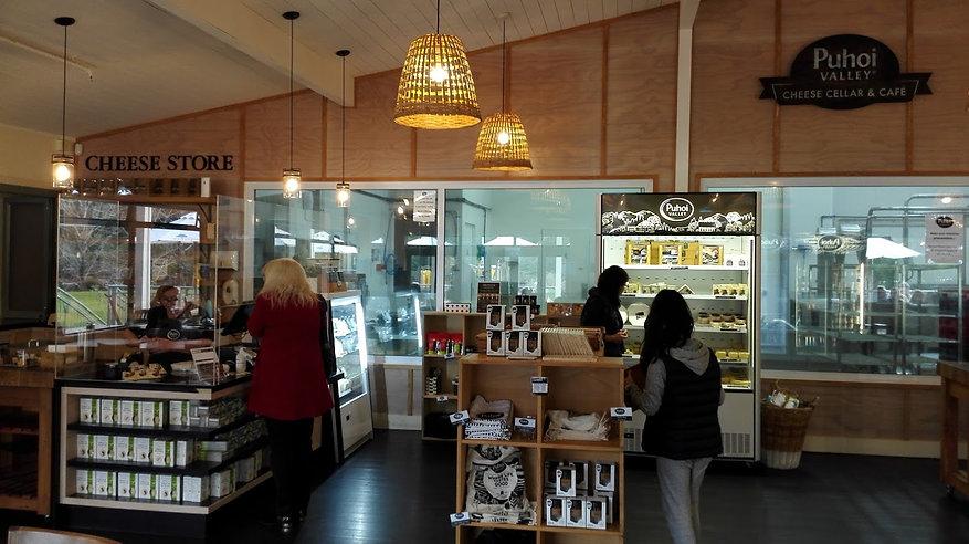 Puhoi Valley Cheese Cellar & Cafe