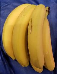 Bananas- High on the food disaster list
