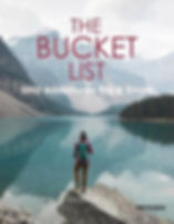 The Bucket List Book Cover