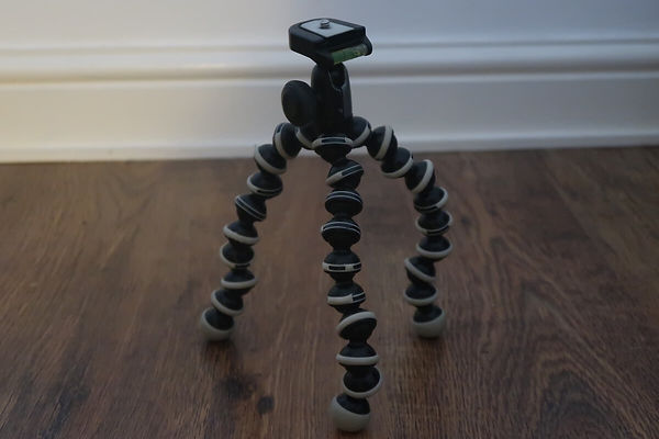 Camera Tripod for travelers