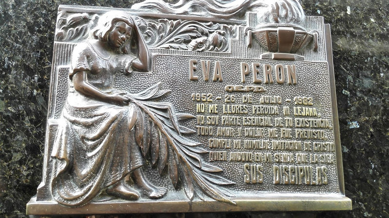 Eva Peron,  Recoleta Cemetry.jpg