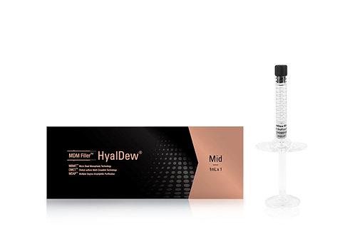 HyalDew-Mid : Dermal Filler with MDM™ Technology