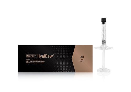 HyalDew-All : Dermal Filler with MDM™ Technology